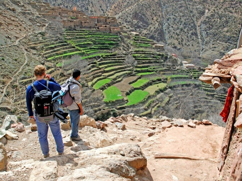 3 Days Hiking Tour In Atlas Mountains And Berber Villages